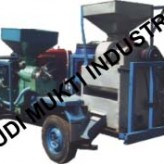 Mesin Rice Milling Unit (RMU) System Mobile